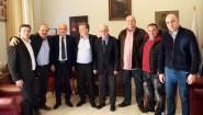 Υπογράφεται μνημόνιο συνεργασίας μεταξύ ΕΠΟ – Δήμου – Περιφέρειας