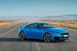 Audi TT RS Coupe & Roadster: Η ανανέωση του σπορ διδύμου