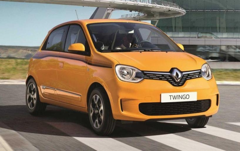 Renault Twingo 2019: H ανανέωση ενός αστού