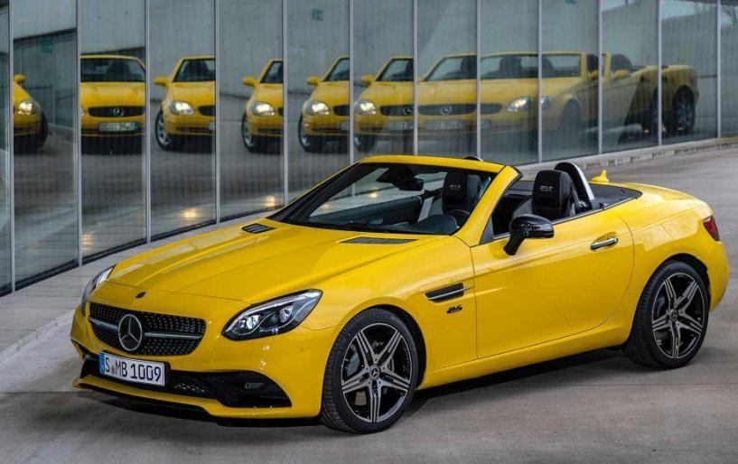Mercedes-Benz SLC Final Edition: Αποχαιρετισμός στα όπλα