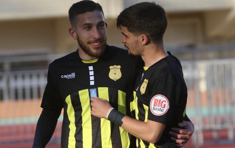Μανουσάκης: «Η νίκη μας κάνει πιο αισιόδοξους για την συνέχεια»