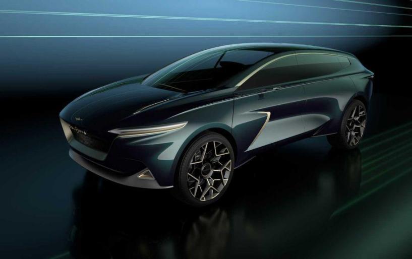 Lagonda All Terrain Concept: Γη και ύδωρ για την ηλεκτροκίνηση