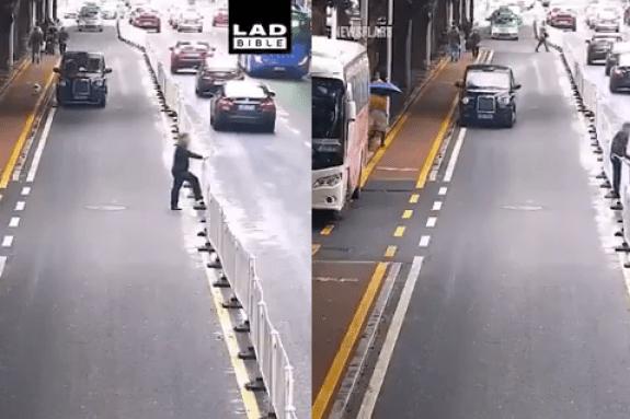 Πηδώντας ό,τι βρεις στον δρόμο σου [VIDEO]