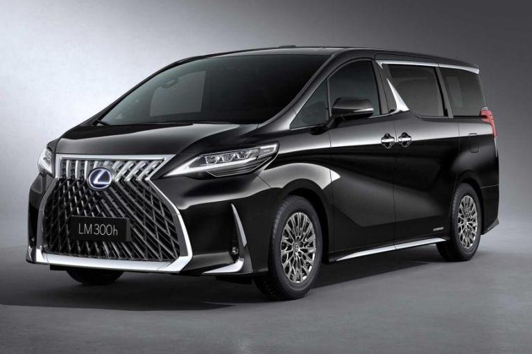 Lexus LM: Η απάντηση των Ιαπώνων στα πολυτελή van
