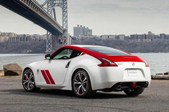 Nissan 370Z 50th Anniversary: Ιωβηλαίο για το ιαπωνικό sportscar