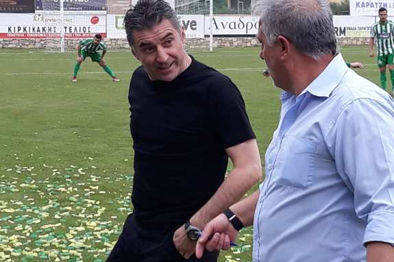 Ο Θοδωρής Ζαγοράκης στον Athletic Radio 104,2