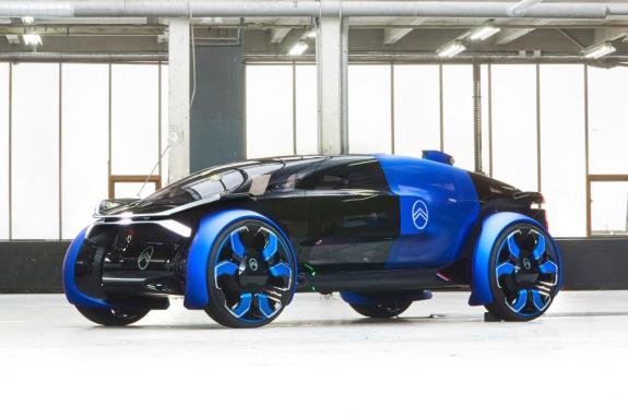 Citroen 19-19 Concept: Το μέλλον με αισθητικό κριτήριο
