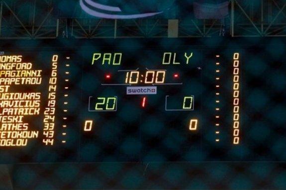 Παναθηναϊκός – Ολυμπιακός: Οριστικά 20-0 και υποβιβασμός των «ερυθρολεύκων»