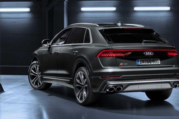 Audi SQ8 TDI 2020: Επιδόσεις με… ήπια υβριδική τεχνολογία