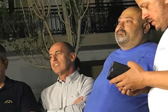 """Ασσαριωτάκης: """"Οι άνθρωποι του Αλμυρού μας αντιμετώπισαν σαν αδέρφια"""""""