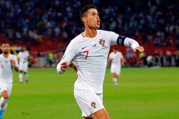 Υπερήφανος ο Ρονάλντο