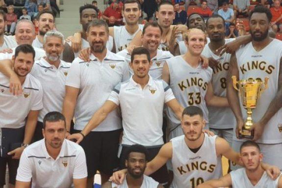 Πρόβα τζενεράλε με Λαύριο για το Ρέθυμνο Cretan Kings