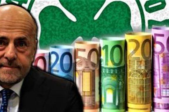 Παναθηναϊκός: Βάζει πλώρη για τα 70 εκ. ευρώ ο Αλαφούζος