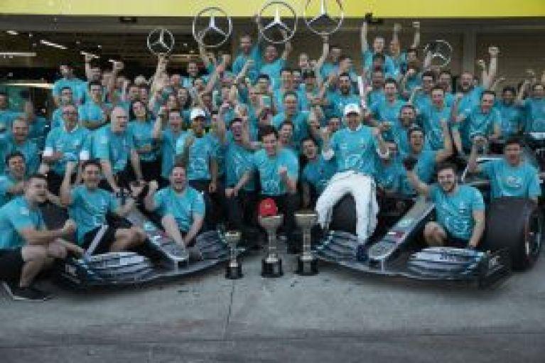 Έγραψε ιστορία στη Formula 1 η Mercedes-AMG Petronas