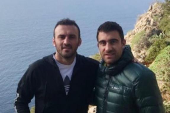 Μαζί στο Άγιο Όρος Παπασταθόπουλος και Τοροσίδης (pic)