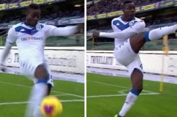 Μπαλοτέλι και ρατσισμός στα γήπεδα [VIDEO]