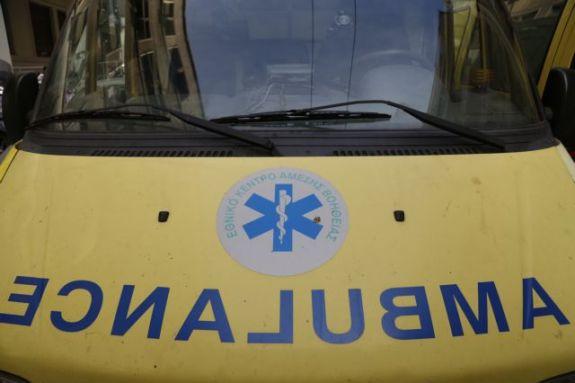 Τροχαίο ατύχημα στην περιοχή του Μασταμπά