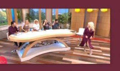 Ελένη Μενεγάκη: Άνοιξε το φόρεμά της- Καρέ καρέ το σέξι ατύχημά της! (pics+vid)
