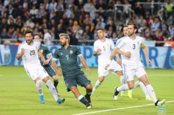 Αργεντινή – Ουρουγουάη 2-2