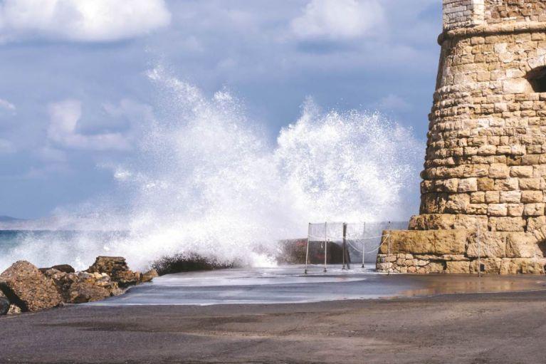 Εντονα φαινόμενα σήμερα στην Κρήτη