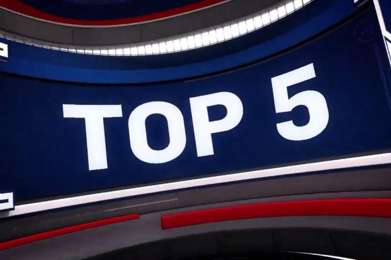 ΝΒΑ Top 5: Ο κυρίαρχος Λέοναρντ στην κορυφή (vid)