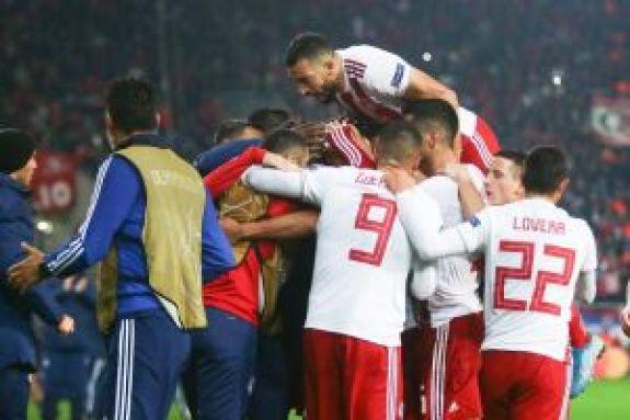 Ο πιθανοί αντίπαλοι του Ολυμπιακού στους «32» του Europa League