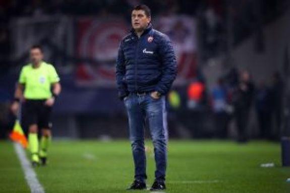 Ερυθρός Αστέρας: Δεν πήγε στη συνέντευξη Τύπου ο Μιλόγεβιτς μετά το ματς με την Τσουκαρίτσκι