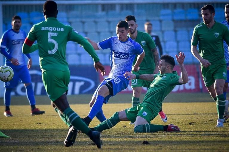 ΠΑΣ Γιάννινα- Λεβαδειακός 0-1