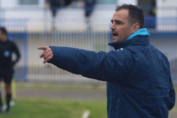 """Ανδρουλάκης: """"Θα διεκδικήσουμε τη νίκη σε όλα τα ματς όπως αρμόζει στον Ηρόδοτο"""""""