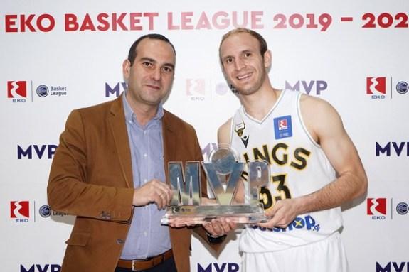 Είναι ο MVP και αξίζει κάθε βραβείο…