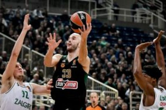 Υποψήφιος για MVP της Euroleague ο Καλάθης (vid)