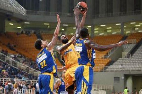 Κληρώνει για ΑΕΚ και Περιστέρι στο Basketball Champions League