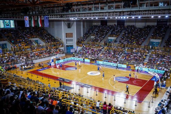 Προτεραιότητα η Κρήτη για το Ευρωπαϊκό Πρωτάθλημα Νεανίδων
