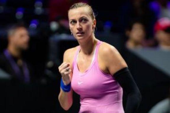 Κβίτοβα: «Δεν μπορώ να φανταστώ τένις χωρίς κόσμο»