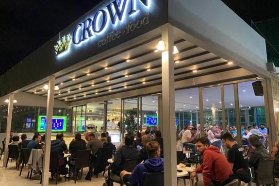 """Ευρωπαϊκή βδομάδα στο """"Crown"""""""