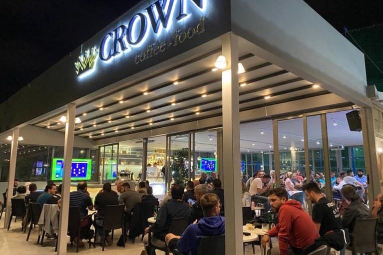 """Συνεχίζεται η δράση στο """"Crown"""""""