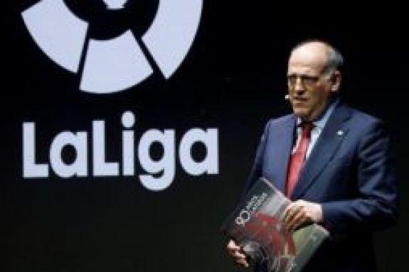 Πρόεδρος La Liga: «Δεν θα είναι εύκολo να έχει αγώνες κάθε τρεις ημέρες»