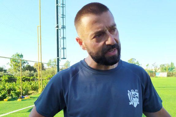 "Kρασανάκης: ""Ο Πρόεδρος είναι ρομαντικός με το ποδόσφαιρο και προσφέρει κοινωνικό έργο"""