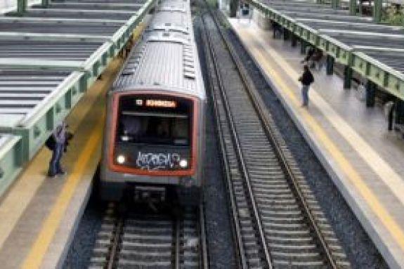 Εκτροχιασμός τρένου στην Κηφισιά με 9 τραυματίες