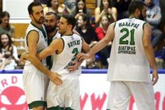 Διαγόρας Δρυοπιδέων : Δήλωσε συμμετοχή στη Basket League