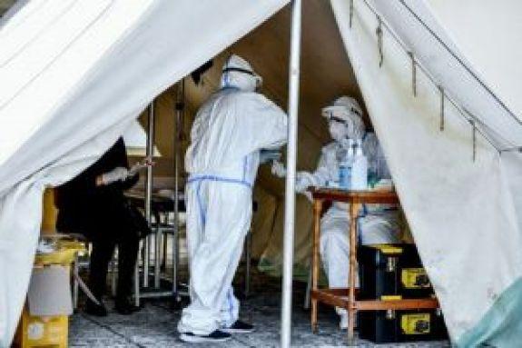Κορωνοϊός: Στο «κόκκινο» τα Βαλκάνια – Προβληματισμός για τα εισαγόμενα κρούσματα στα νησιά