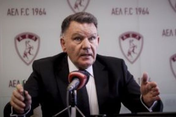 ΑΕΛ: Θέλει ξένους διαιτητές κόντρα στην Ξάνθη