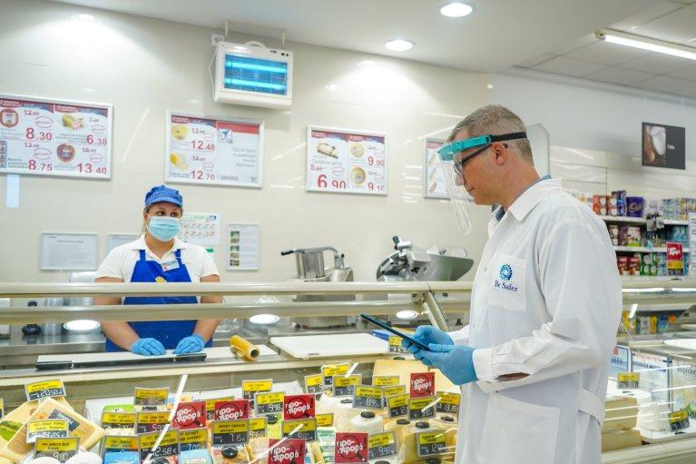 Σούπερ μάρκετ Χαλκιαδάκης: Ασφαλείς και αισιόδοξοι και κατά την τουριστική περίοδο