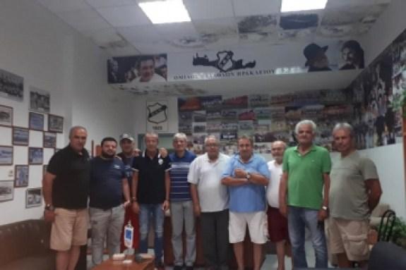 """Σύλλογος παλαιμάχων ΟΦΗ: """"Σκοτώσατε την ιστορία τού ΟΦΗ"""""""