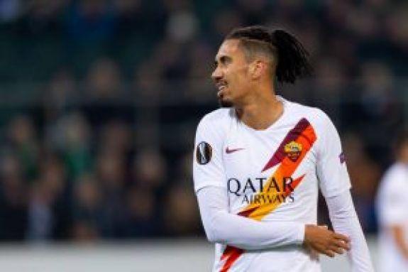 Ρόμα: Δεν παίζει στο Europa League ο Σμόλινγκ