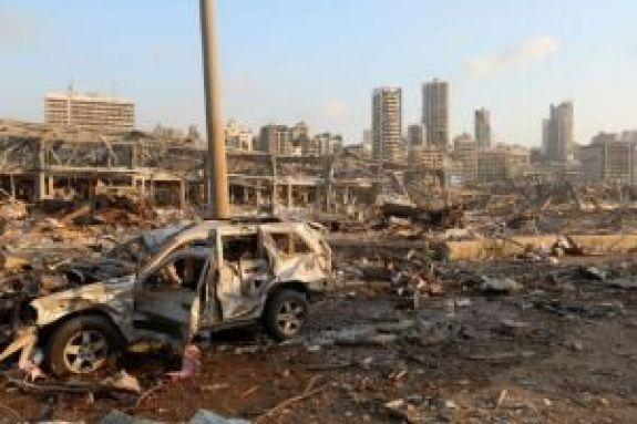 Λίβανος: «Κόλαση του Δάντη» η Βηρυτός – Νεκροί και χιλιάδες τραυματίες