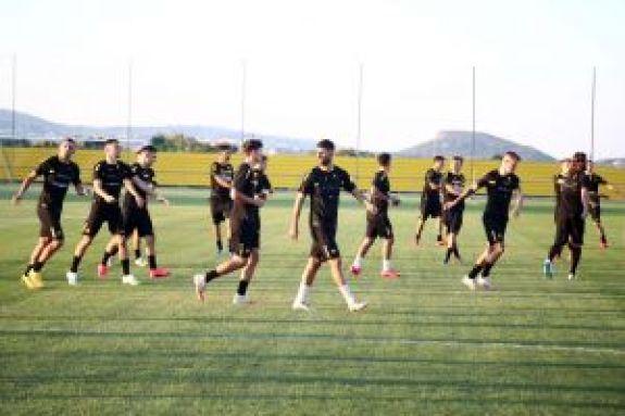 ΑΕΚ : Ξεκίνησε προετοιμασία για τη νέα σεζόν (pics)