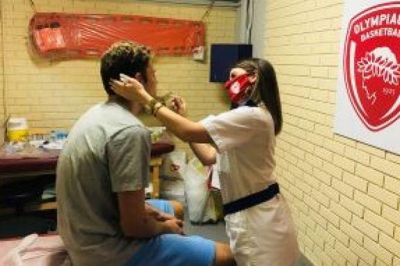 Ολυμπιακός : Αρνητικά όλα τα τεστ για τον κορωνοϊό