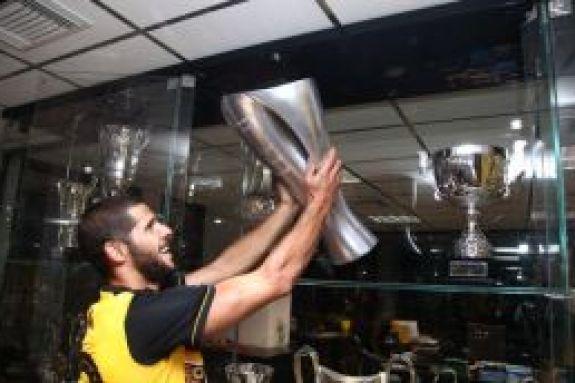 Ινσούα : «Πρώτος στόχος το Κύπελλο» (vid)