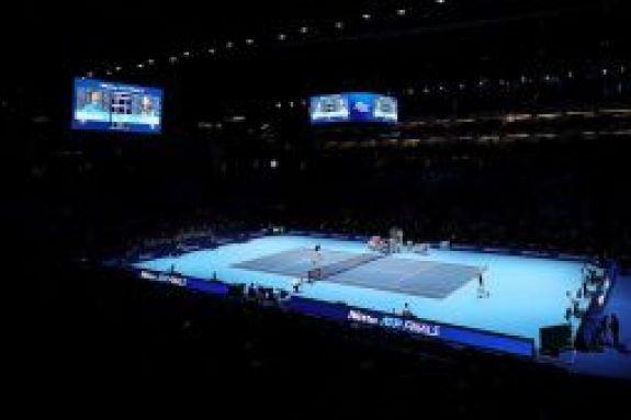 Χωρίς φιλάθλους το ATP Finals (pics)